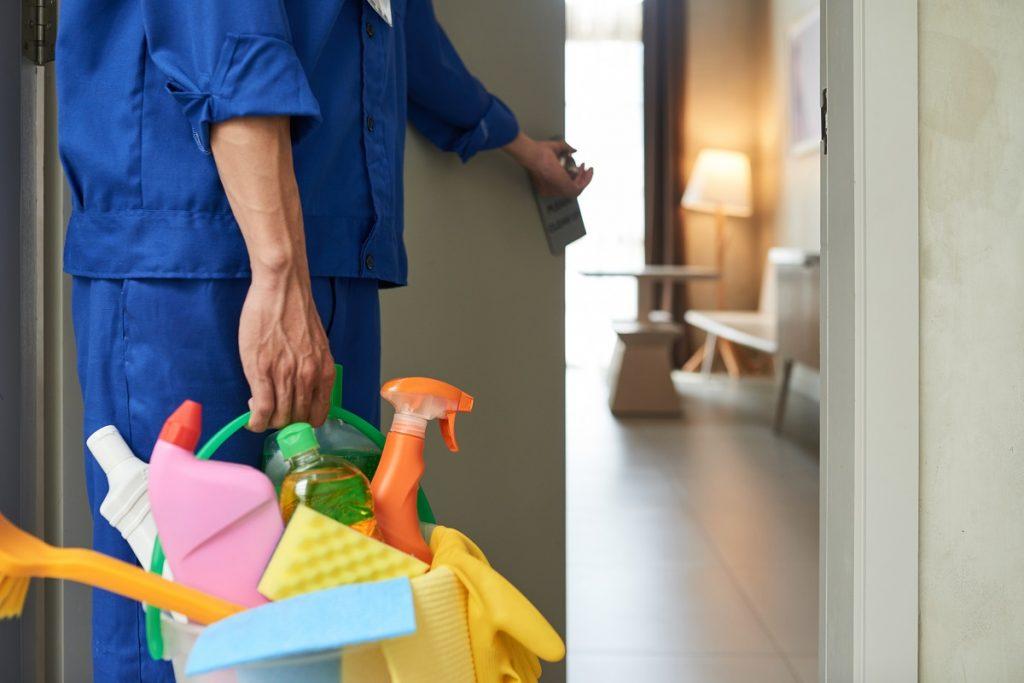 تنظيف غرف فنادق الرياض